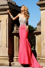 Tarik Ediz New Popular Evening Dress