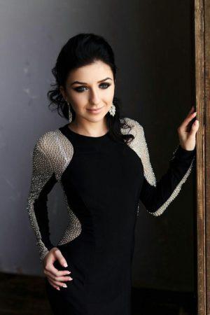 Jovani Original Black Evening Dress
