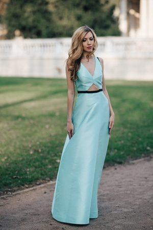 Exclusive Modern Evening Dress