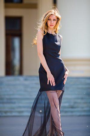 Original Black Evening Dress