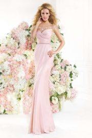 Couture Pudra Tarik Ediz 92408 Evening Dress