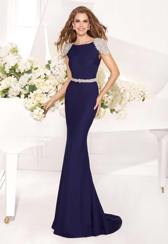 2a31fcc60a3 Платья в прокат Москва Cream Tarik Ediz 92057 Evening Dress