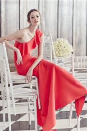 Pale Pink Look Exclusive Dress